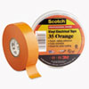 Scotch 35 Vinyl Electrical Color Coding Tape, 3/4 X 66ft, Orange
