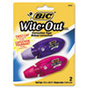 BIC® Wite-Out® Brand Mini Twist Correction Tape