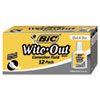BIC® Wite-Out® Brand Quick Dry Correction Fluid
