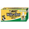 BIC® Wite-Out® Brand Extra Coverage Correction Fluid