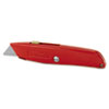 Retractable Utility Knife, Carded