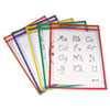 C-Line® Reusable Dry Erase Pockets
