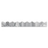 Terrific Trimmers Metallic Borders, Silver, 12 Strips, 2 1/4 X 39 Each