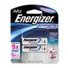 Lithium Batteries, Aa, 2/pack