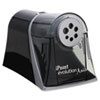 Picture of Evolution Axis Pencil Sharpener BlackSilver 5w x 7 12 d x 7 14h
