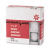 Adhesive Bandages, 1 X 3, Woven