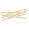 "Wooden Stir Sticks, 7"", Birch Wood, Natural, 1000/Pack"