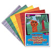 Picture of Art Street Marble Construction Paper 76 lbs 9 x 12 Assorted 50 SheetsPack