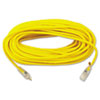 Polar/Solar Outdoor Extension Cord, 100ft, AWG 14/3