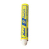 Paintstik B Marker, White, 3/8