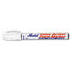 Valve Action Paint Marker, White