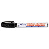 Valve Action Paint Marker, Black