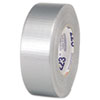 """Duct Tape, 2"""" X 60yds, Silver, 24/carton"""
