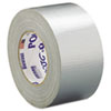 """Duct Tape, 3"""" X 60yds, Silver"""