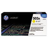 Click here for HP 503A  (Q7582A) Yellow Original LaserJet Toner C... prices