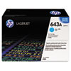 HP Cyan Toner Cartridge For Color Laserjet 4700 Series Printers