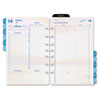 Coastlines® two-page-per-day organizer refill.