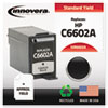 Remanufactured C6602a Ink, Black