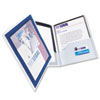 Avery® Flexi-View Two-Pocket Folders