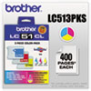 Brother LC513PKS Color Ink Cartridge
