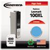 Remanufactured 14N0900 (100XL) High-Yield Ink, Cyan