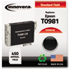 Remanufactured T098120 (98) Ink, Black