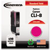 Remanufactured 0622b002 (cli-8) Ink, Magenta