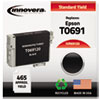 Remanufactured T069120 (69) Ink, Black
