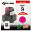 Remanufactured C8772wn (02) Ink, Magenta