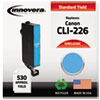 Remanufactured 4547b001aa (cli-226) Ink, Cyan