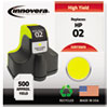 Remanufactured C8773wn (02) Ink, Yellow
