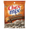 Chex Mix Muddy Buddies, 4.5oz Bag, 7 Bags/Pack