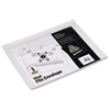Vinyl File Envelope, Letter, Clear