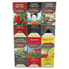 Tea, Six Assorted Flavors, 25 Bags/Box, 150/Carton