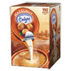 Flavored Liquid Non-Dairy Coffee Creamer, Hazelnut, 0.4375 oz Cups, 192 Cups/CT 827965