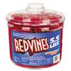 Original Red Twists, 5.5 Lb Tub
