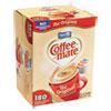 Coffee-mate® Liquid Coffee Creamer, Original, 0.375 oz Mini-Cups, 180 per Box NES753032