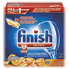 Dish Detergent Gelpacs, Orange Scent, Box of 60 Gelpacs