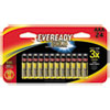 Gold Alkaline Batteries, AAA, 24/Pk