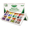 Classpack Crayons W/markers, 8 Colors, 128 Each Crayons/markers, 256/box
