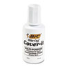 BIC® Cover-It® Correction Fluid Commercial