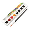 Watercolors, 8 Assorted Colors
