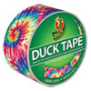 """Colored Duct Tape, 9 Mil, 1.88"""" X 10 Yds, 3"""" Core, Love Tie Dye"""