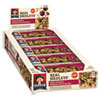 Real Medleys Fruit & Nut Multigrain Bars, Cherry Pistachio, 1.34 oz Bar, 10/Box