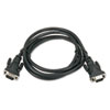 Pro Series High-Integrity Vga/svga Monitor Cable, Hddb15 Connectors, 6 Ft.