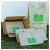 Paper Lawn & Leaf Bag, 50lb Kraft, Wet-Strength 16 X 12 X 35, 50 Bags