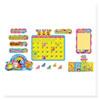 "Trend Owl-Stars 17-1/2"" x 23-1/4"" Calendar Bulletin Board Set  100 Pieces T8363"