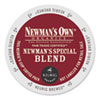 Newman's Own Special Blend, Extra Bold, Medium Roast K-Cups, 96/Carton