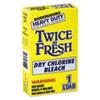 Heavy Duty Coin-Vend Powdered Chlorine Bleach, 1 Load, 100/carton