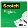 Magic Tape Refill, 3/4 X 1000, 1 Core, Clear